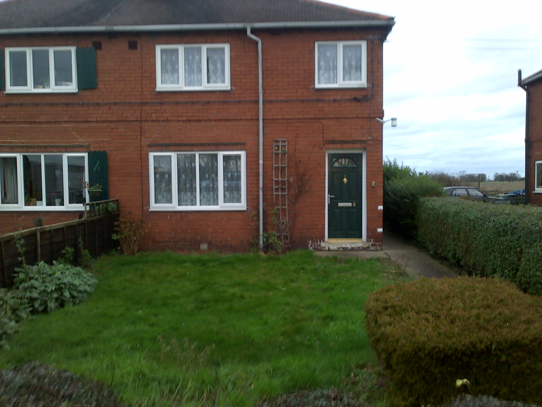 Rare Opportunity 3 Bed Semi in Lowgate Balne