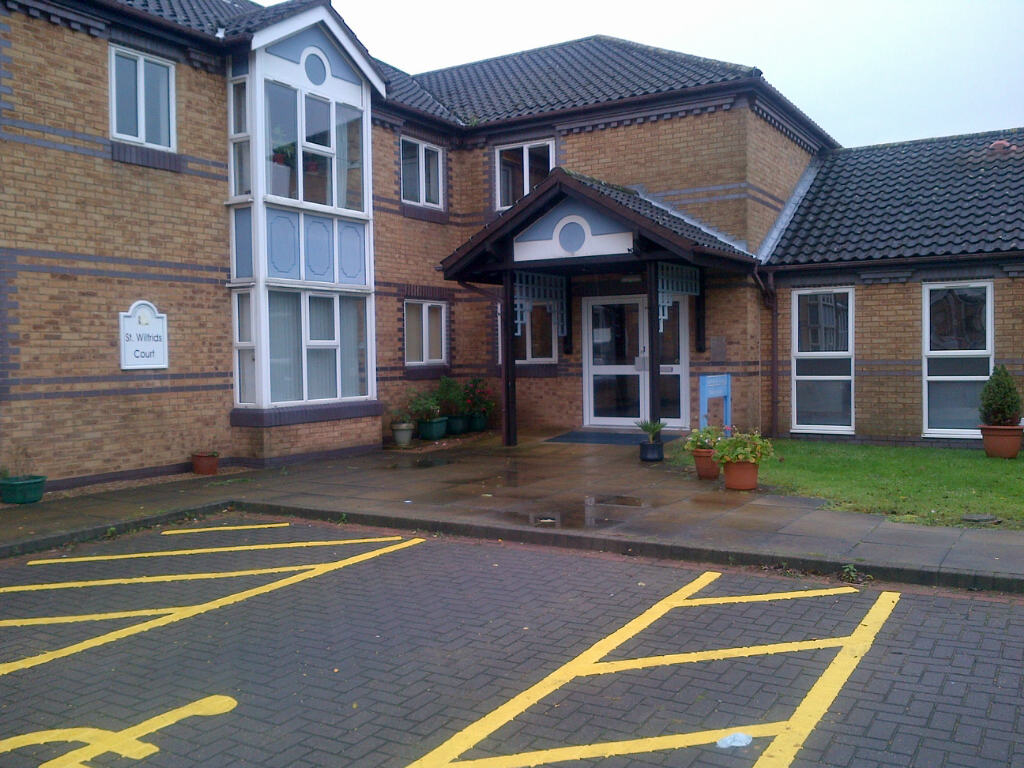 Sheltered Accomodation. St Wilfreds Court Brayton